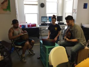 Music Therapy with WVU